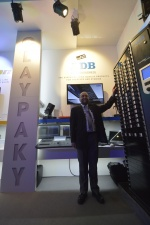 CLAY PAKY DEBUTS WITH ADB PRODUCTS ON THE INTERNATIONAL STAGE